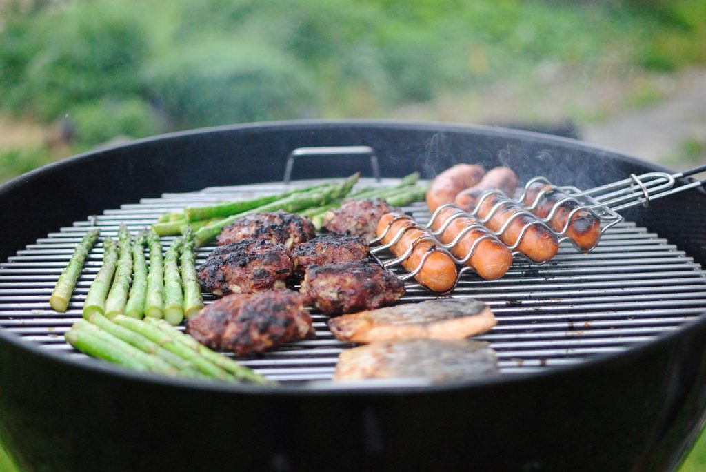 grilling on twitter